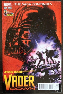 Star Wars Vader Down #1 Variant Edition