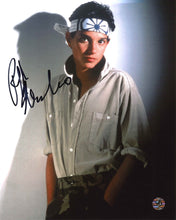 Load image into Gallery viewer, Ralph Macchio Signed Photo