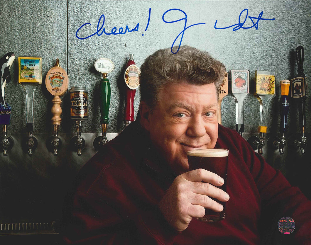 George Wendt Signed Photo