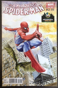 The Amazing Spider-Man #1.2 Wizard World Philadelphia Variant Edition - Lot of 10