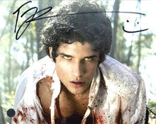Load image into Gallery viewer, Tyler Posey Signed Teen Wolf Photo