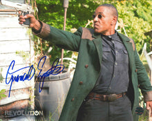 Load image into Gallery viewer, Giancarlo Esposito Signed Revolution Photo