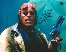 Load image into Gallery viewer, Ron Perlman Signed Hellboy Photo
