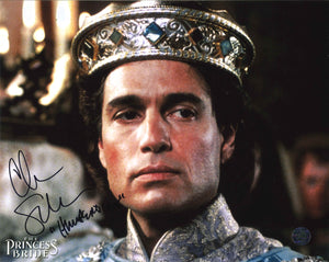 Chris Sarandon Signed The Princess Bride Photo