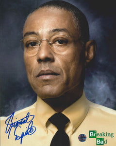 Giancarlo Esposito Signed Breaking Bad Photo
