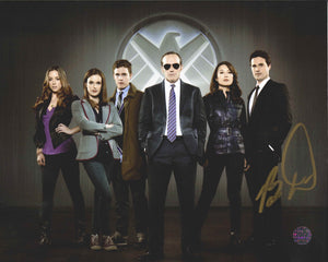 Brett Dalton Signed Agents Of S.H.I.E.L.D. Photo