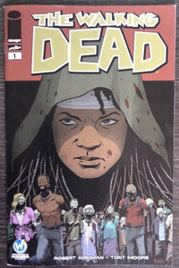 The Walking Dead #1 Wizard World Sacramento Color Edition - Lot of 10