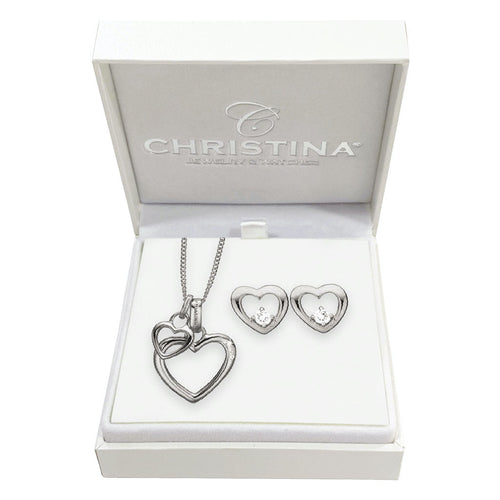 Mother's Heart Gift Set