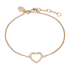 Load image into Gallery viewer, Magic Heart Bracelet Gold