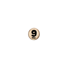 Load image into Gallery viewer, Number 9 Watch Element Gold