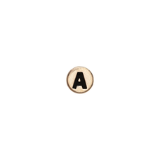 Load image into Gallery viewer, Letter A Watch Element Gold