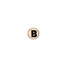 Load image into Gallery viewer, Letter B Watch Element Gold
