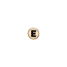 Load image into Gallery viewer, Letter E Watch Element Gold