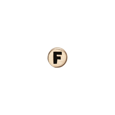 Load image into Gallery viewer, Letter F Watch Element Gold