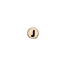 Load image into Gallery viewer, Letter J Watch Element Gold