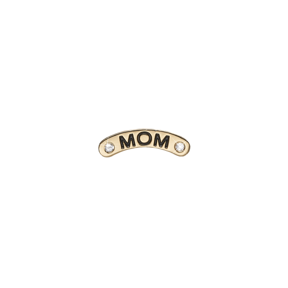 MOM Watch Element Gold with Gemstones