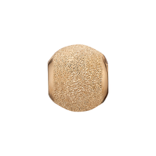 Load image into Gallery viewer, Petite Stardust Bead Charm Gold