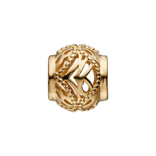Drawing inspiration and combining the intricate and complex beauty of the corals that appear to be woven together, this expertly handcrafted Coral Lace charm reminds us not only of the fragile environment but also of the beauty that surrounds us and that needs our protection. For that special touch and to make your charm even more special, all the Charms in our collection are delicately and expertly handcrafted in 925 Sterling Silver and finished with an 18ct Gold or Rhodium Plating