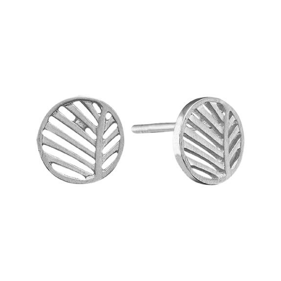 Across eons and cultures, palm leaves symbolised victory with integrity, a meaning reinforced when we look skyward to see the leaves catch the wind.  For that special touch all the pieces in our Jewellery Collection is delicately handcrafted in 925 Sterling Silver and finished a Rhodium Plating.