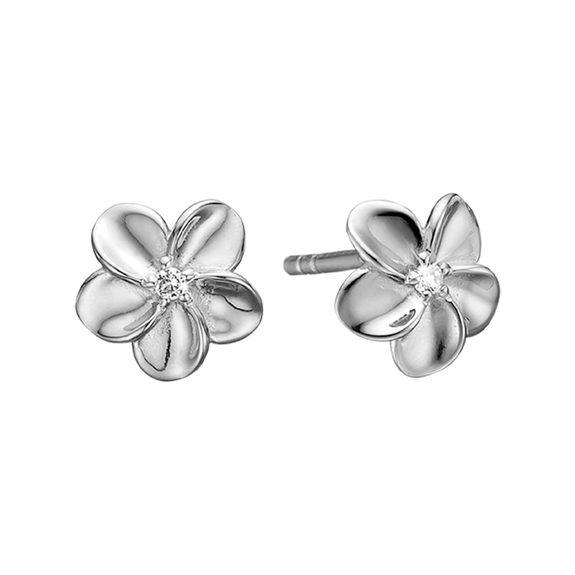 Flowers mean so many different things to so many different people.  What will your flowers mean to you?  For that special touch every piece in our Jewellery Collection is delicately handcrafted in 925 Sterling Silver and finished with a Rhodium Plating.