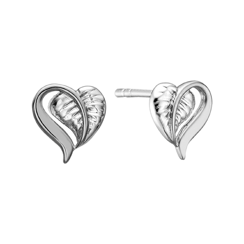 Remind yourself of the beauty of love in everyday life whenever you put on your Leaf of Love Stud Earrings. For that special touch and to make your earrings even more special, all the earrings in our collection are delicately and expertly handcrafted in 925 Sterling Silver and finished in 18ct Gold or Rhodium Plating.