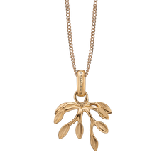 Load image into Gallery viewer, Forest Necklace Gold