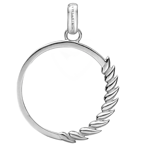 Few of us have the time or the opportunity to broadcast our crowning successes and triumphs in our day to day lives. Let your Garland Pendant do this subtly for you whenever you wear it.  For that special touch and to make our Pendant Collection even more special, all the Pendants in our collection are delicately and expertly handcrafted in 925 Sterling Silver and finished in either 18ct Gold or Rhodium Plating.
