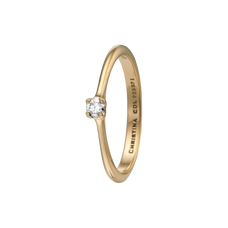 Load image into Gallery viewer, Large Diamond Ring Gold with Gemstones