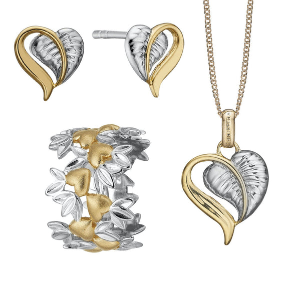 Ultimate Golden Leaf of Love Set