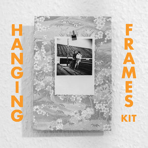 Hanging Frame Kit - Coming Soon!