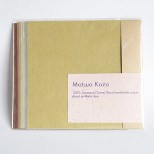 Matsuo Kozo Mix-Packet Light