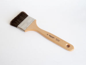 Tendo Flat Brush / Synthetic(Animal-free) - Flachpinsel / Synthetisch(vegan)