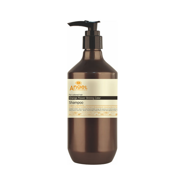 Angel - Orange flower shining color shampoo