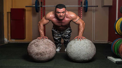 How To Start Strongman Training