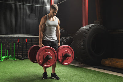 Breaking Down Strongman Exercises: The Farmer's Walk