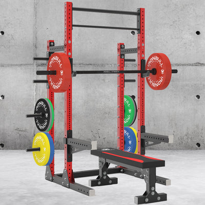 Build Your Own Powerlifting Home Gym