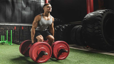 5 Ways To Improve Your Strongman Workouts