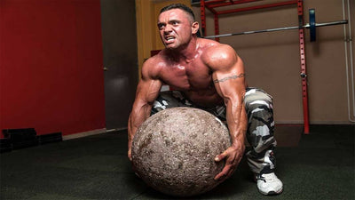 Strongman Breathing: How To Breathe Properly During Strongman Training