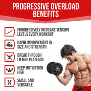 Progressive overload benefits