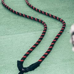 all anchored battle rope with protector wrap