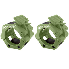 army-green iron bull strength weight clips