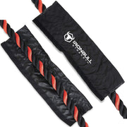 all battle rope protector wrap iron bull strength