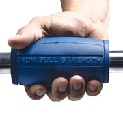 dark-blue alpha grips 2.5 inches hold Iron Bull Strength