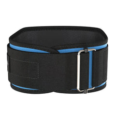 cyan five inches nylon belt for deadlift or squat