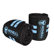 black-sky-blue women wrist wraps wrist protection