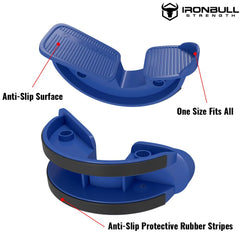 blue medi gear foot and lower leg stretcher