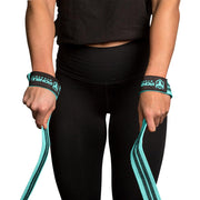 black-mint weight lifting straps for better grip