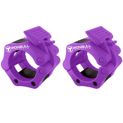 purple iron bull strength weight clips