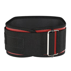 red five inches nylon belt for deadlift or squat