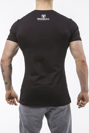 black classic series cotton comfortable soft shirt